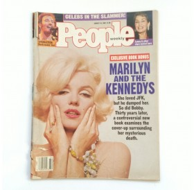 "Revista ""People"" 10 Agosto de 1992"