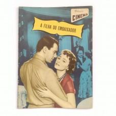 """Livro """"A Filha do Embaixador"""" Colecção Cinema"""