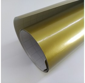 Vinil 180 X 61 Dourado Brilhante