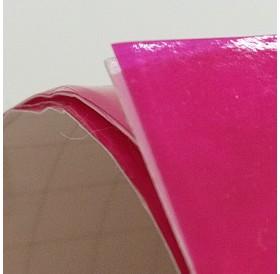 Vinil 73 X 71 Rosa Translúcido