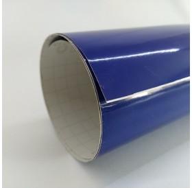 Vinil 103 X 61 Azul Escuro Brilhante