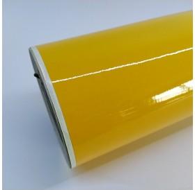 Vinil 1000 X 50 Amarelo Torrado Brilhante