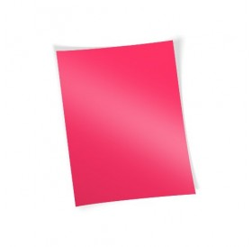 Papel forever Flex-Soft (No-Cut) Neon Pink A4