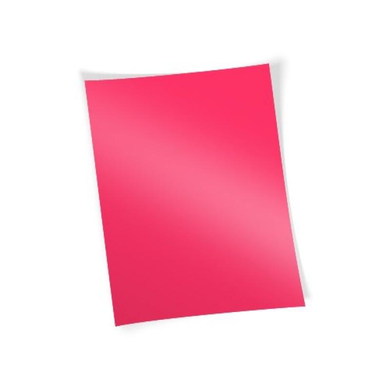 Papel forever Flex-Soft (No-Cut) Neon Pink A4