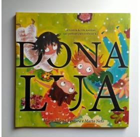 "Livro ""Dona Lua"""