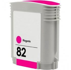 Tinteiro Compatível HP 82 Magenta XL