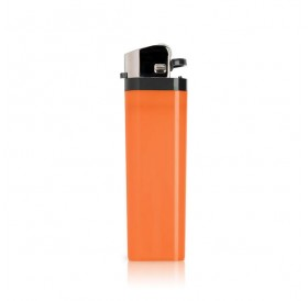 Isqueiro cor de laranja