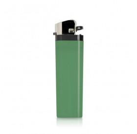 Isqueiro Verde de Plástico