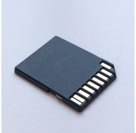 Adaptador Sandisk MicroSD / MicroSDHC / MicroSDXC para cartão SD - Preto
