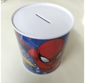 """Mealheiro de Lata Marvel """"Spider-Man"""""""