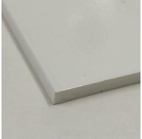 Placa 100x101 cm de PVC Branco 4 mm 100x101 cm