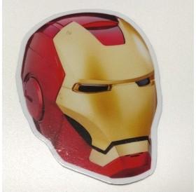 "Magnético ""Iron Man"""