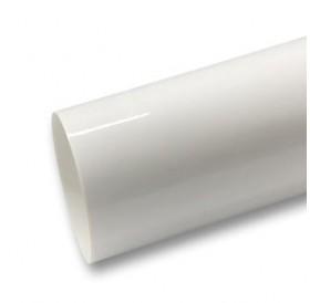 Folha de Vinil Autocolante Branco Brilho 80gr 32 x 45 cm