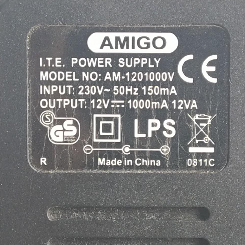 Transformador 12V AMIGO
