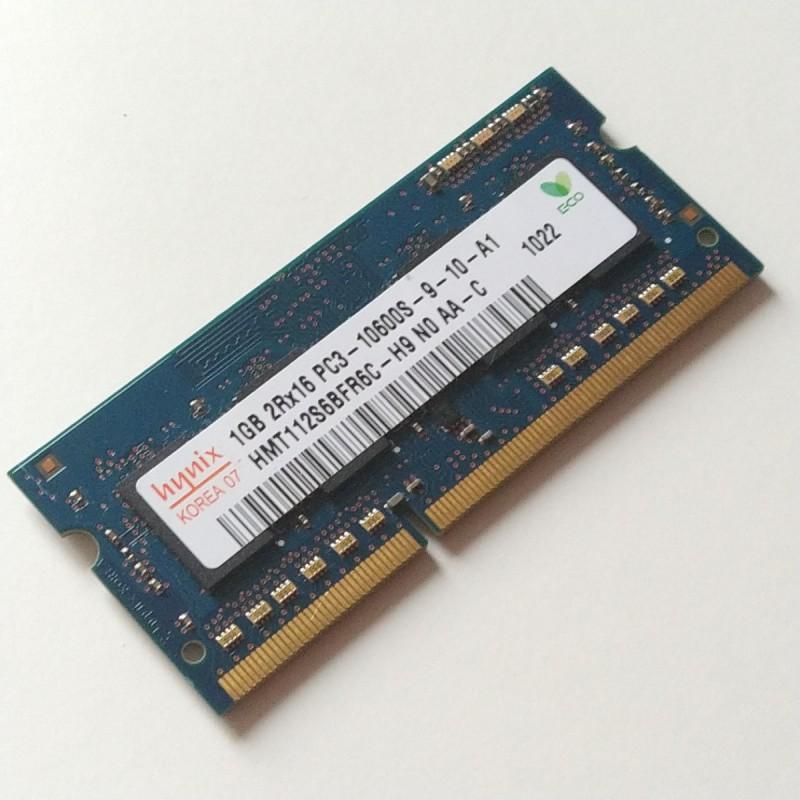 Memória 1GB para portátil