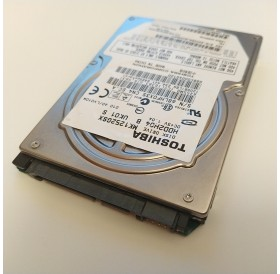 Disco 120 GB Toshiba para portátil