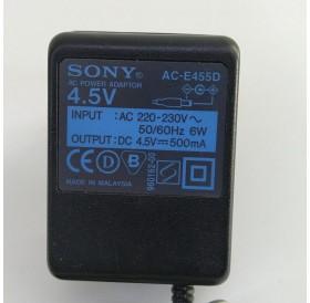 Carregador / Transformador Sony 4,5V