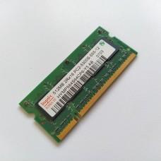 Memória RAM Hynix 512MB para portátil