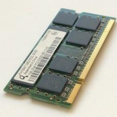 Memória RAM Infineon1GB para portátil