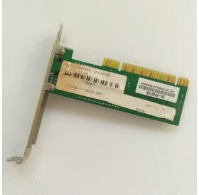 Placa de rede PCI 32 Bit 10/100Base-TX Fast Ethernet