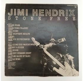 "Jimi Hendrix ""Stone Free"" - Disco de Vinil LP"