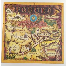 "Pogues ""Hell's Ditch"" - Disco de Vinil LP"