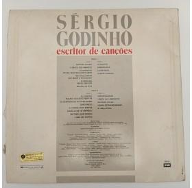 """Sérgio Godinho """"escritor de canções"""" - Disco duplo de Vinil LP"""