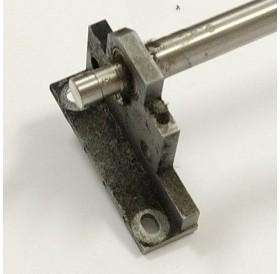 Mimaki JV5-160S - Extensão do Tubo de Arraste do Material de Impressão