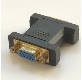 Adaptador DVI-F - VGA F