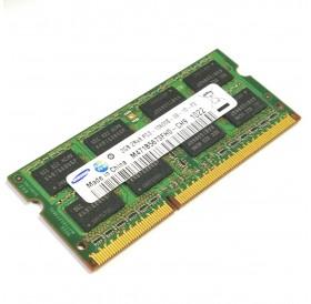 Memória SODIMM DDR3 Samsung 2GB para portátil