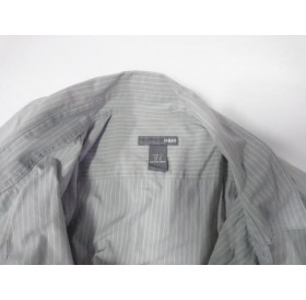 Camisa H&M Cinzenta