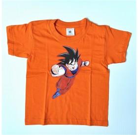 """T-Shirt de Criança """"Goku"""""""