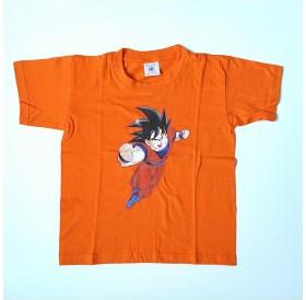 """T-Shirt de Criança """"Goku"""" 5/6 Anos"""