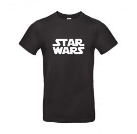 """T-Shirt Preta """"Star Wars"""""""